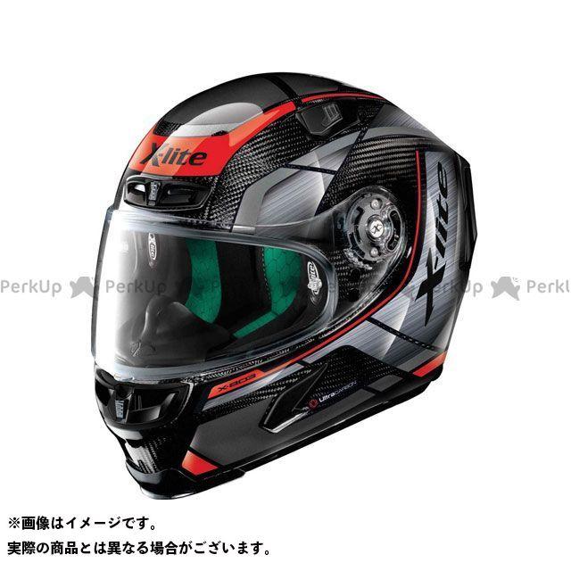 エックスライト フルフェイスヘルメット X-803 Agile Ultra Carbon Helmet(レッド-ブラック)U83000366048 サイズ:M X-lite
