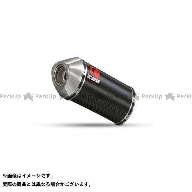 【エントリーで最大P23倍】SCORPION ニンジャZX-10R マフラー本体 Carbine スリップオン Carbon Fibre Sleeve Kawasaki Ninja ZX-10R 2004-2005 | EKA76CFO SCORPION