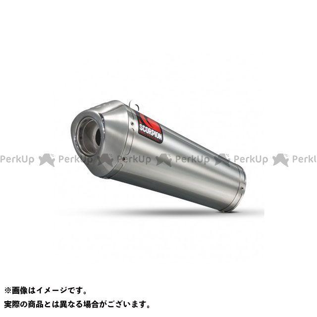 【エントリーで最大P21倍】SCORPION グラディウス650 マフラー本体 Power Cone(パワーコン) スリップオン ステンレススリーブ Homologated Suzuki Gladius 650 2009-201 | ESI105SEO…