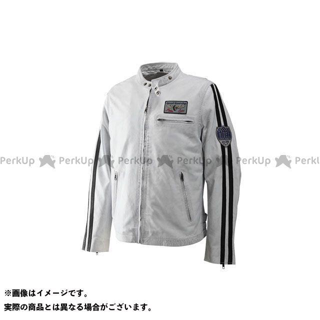 ライズ RIDEZ ジャケット バイクウェア COMP お得セット サイズ:XL NEW JACKET ホワイト ブラック