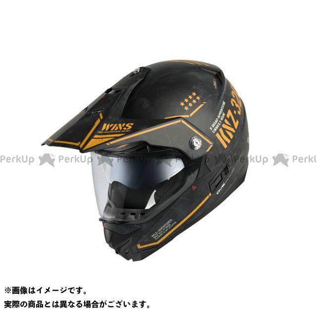ウインズ オフロードヘルメット X-ROAD COMBAT(D16コンチネンタルイエロー) サイズ:L WINS