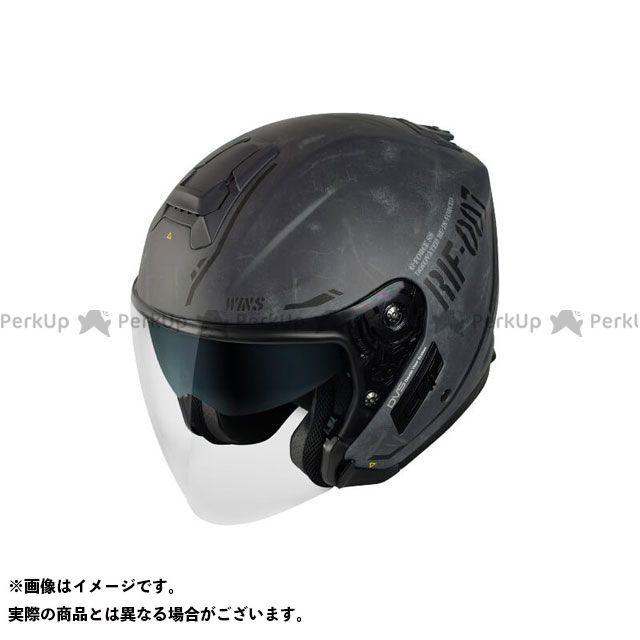 ウインズ ジェットヘルメット G-FORCE SS JET STEALTH(ストーングレー) サイズ:M WINS