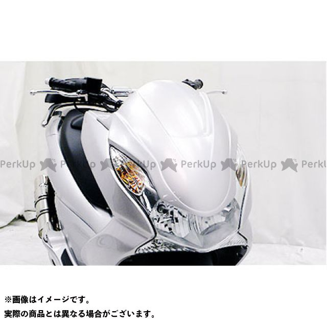 WirusWin PCX150 カウル・エアロ PCX150(KF12)用 フロントマスク(塗装無し) ウイルズウィン