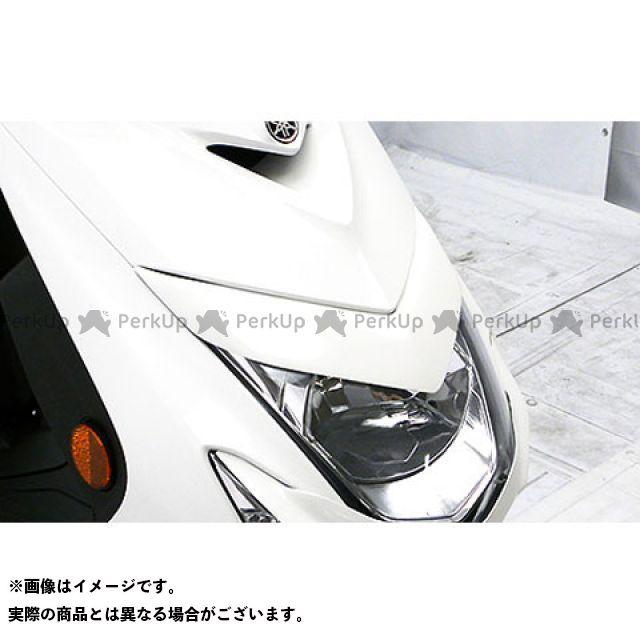 WirusWin シグナスX カウル・エアロ シグナスX(3型)用 ライトマスク(塗装無し) ウイルズウィン