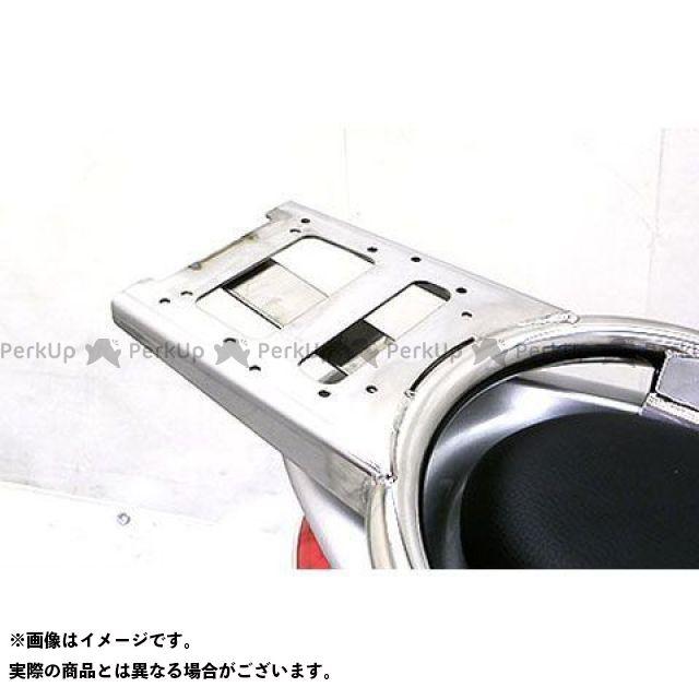 【エントリーで更にP5倍】WirusWin シグナスX タンデム用品 シグナスX(3型)用 リアボックス付きタンデムバー タイプ:ブライアントタイプ ウイルズウィン