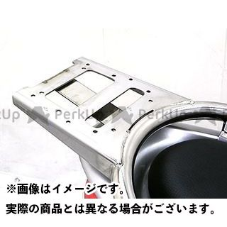 WirusWin スカイウェイブ250 タンデム用品 スカイウェイブ(CJ43)用 リアボックス用ベースブラケット付きタンデムバー タイプ:エレガントタイプ ウイルズウィン
