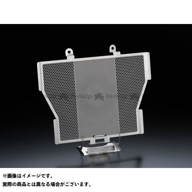 ETCHING FACTORY S1000R S1000RR S1000XR ラジエター関連パーツ S1000RR/R/XR(ALL)用 ラジエターコアガード 黒エンブレム エッチングファクトリー