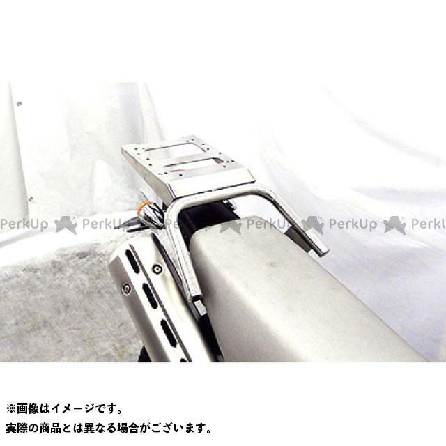 WirusWin トリッカー XG250 タンデム用品 トリッカー用 リアボックス用ベースブラケット付きタンデムバー ウイルズウィン