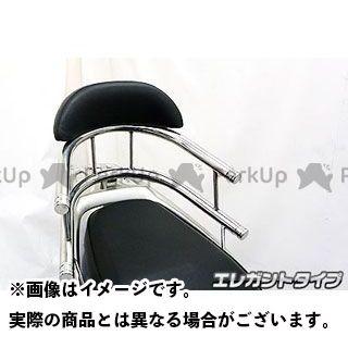 【エントリーで更にP5倍】WirusWin リード タンデム用品 リード110用バックホールドタンデムバー タイプ:エレガントタイプ バックレストサイズ:ラージ ウイルズウィン