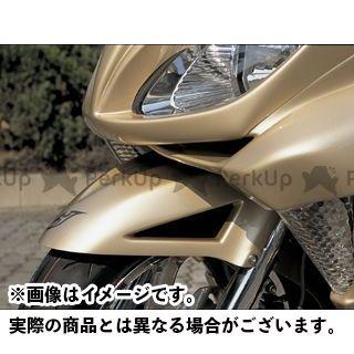 MOTO SERVICE MAC フォルツァX フォルツァZ フェンダー フロントフェンダー【DRUG BOMBER】 カラー:未塗装 モトサービスマック