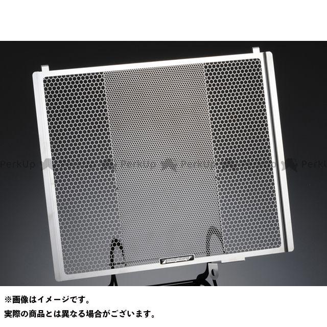 ETCHING FACTORY ニンジャZX-10R ラジエター関連パーツ ZX-10R(~05)用 ラジエターガード 黄エンブレム エッチングファクトリー