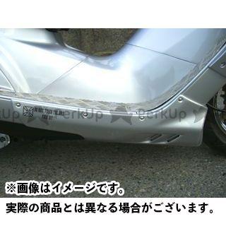 MOTO SERVICE MAC マジェスティ125 カウル・エアロ アンダースポイラー(未塗装)【DRUG BOMBER】 モトサービスマック