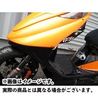 MOTO SERVICE MAC アドレスV125 アドレスV125G カウル・エアロ サイドコンバート【DB RACING】 カラー:未塗装(白ゲル) モトサービスマック