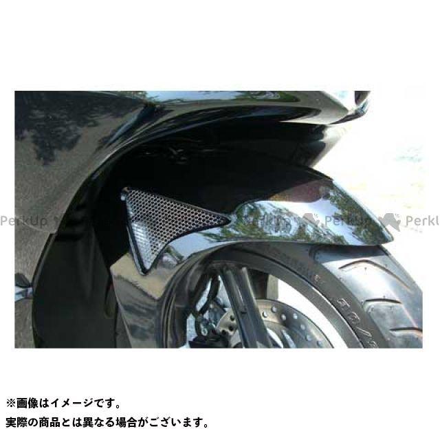 MOTO SERVICE MAC PCX125 フェンダー フロントフェンダー(未塗装)【DRUG BOMBER】 モトサービスマック
