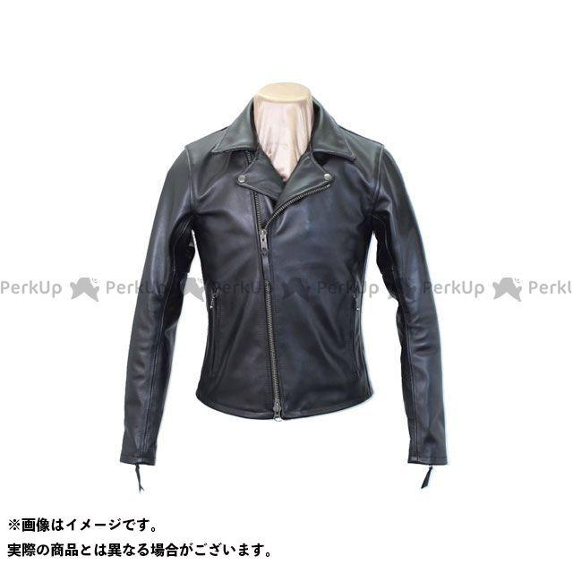 カドヤ ジャケット K'S LEATHER No.1169 TWR(ブラック) サイズ:L KADOYA