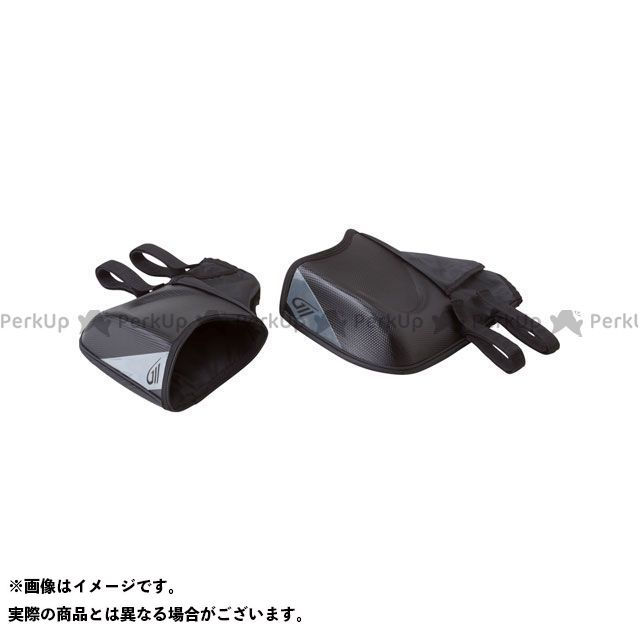 GOLDWIN ゴールドウイン エアロカバー(ブラック) ハンドル関連パーツ 2020-2021秋冬モデル GSM29057