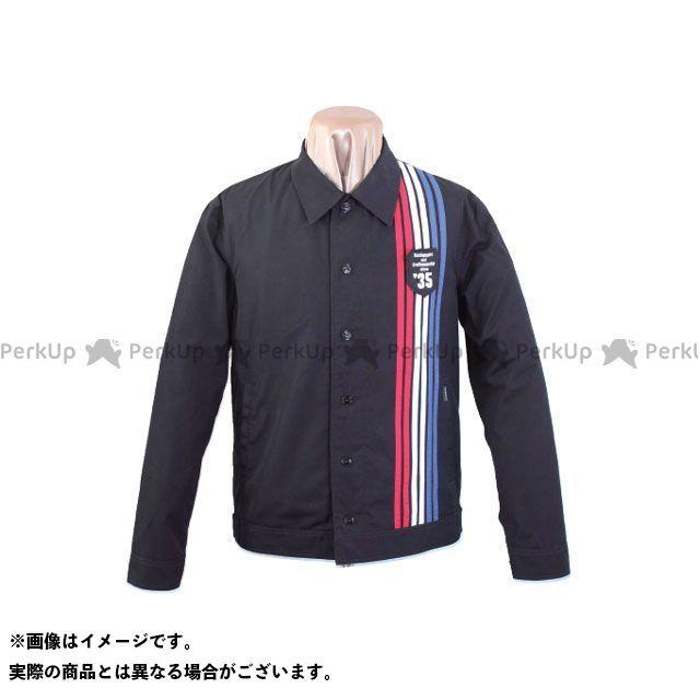 カドヤ ジャケット K'S PRODUCT No.6551 MC WORK JACKET カラー:ブラック/レッド/ホワイト サイズ:3L KADOYA