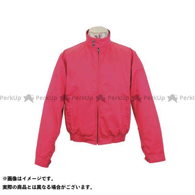 カドヤ ジャケット K'S PRODUCT No.6553 CRUISE RIDE - HFP カラー:レッド サイズ:S KADOYA