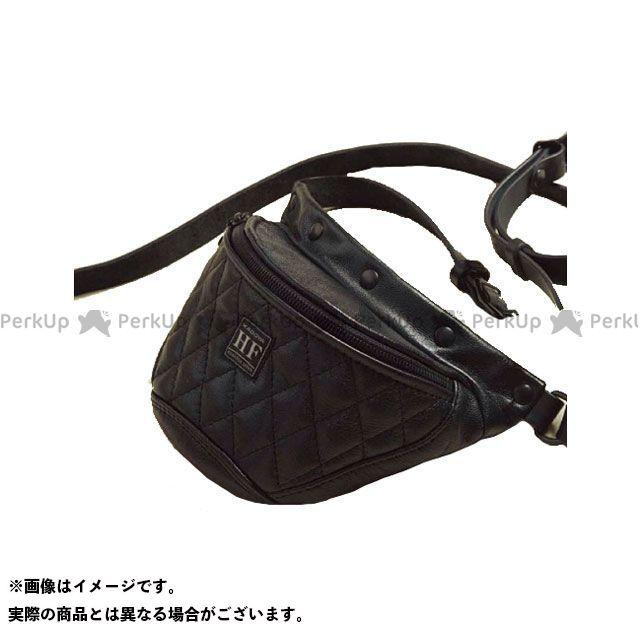 カドヤ ツーリング用バッグ HEAD FACTORY No.8494 HFG/WAIST BAG GS-PTD(ブラック) サイズ:L KADOYA