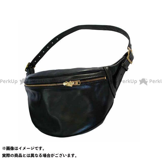 カドヤ ツーリング用バッグ THE HEAD FACTORY No.8498 HFG/SHOULDER BAG-STD(ブラック) KADOYA