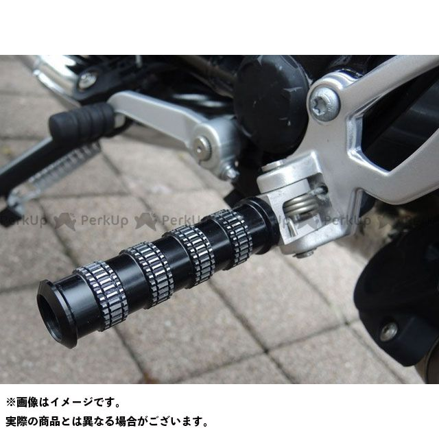 【無料雑誌付き】AC Schnitzer F800R ステップ replacement footrests (set) front rear F 800 R from 2015 | S700-68842-15-002 ACシュニッツァー