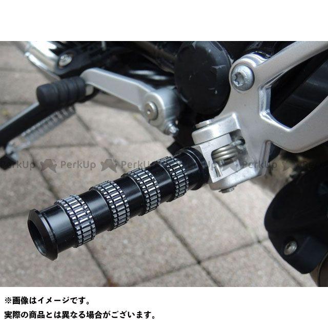 【無料雑誌付き】AC Schnitzer F800R ステップ Replacement footrests (set) front rear F 800 R 2009-14 | S700-68842-15-001 ACシュニッツァー