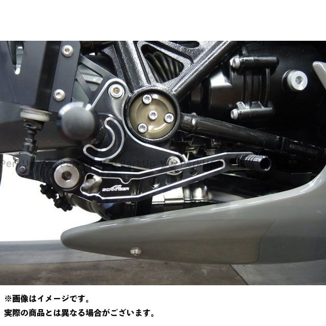 【無料雑誌付き】AC Schnitzer Rナインティ ステップ Footrest system adjustable R nineT from 2017 | S700-68831-15-002 ACシュニッツァー