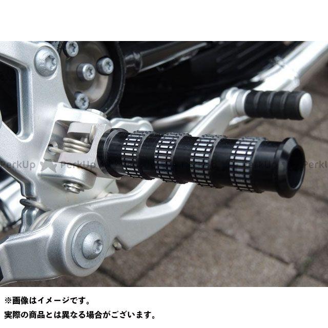 【無料雑誌付き】AC Schnitzer Rナインティ ステップ replacement footrests (set) front R nineT 2014-16 | 700-68842-15-003 ACシュニッツァー