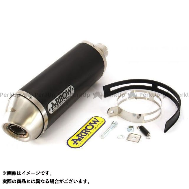 【エントリーで最大P23倍】ARROW インナーサイレンサー KAWASAKI ZX-10 R 08 HOMOLOGATED ALUMINIUM DARK SILENCER FOR STOCK AND COLLECTORS | 71728AON アロー