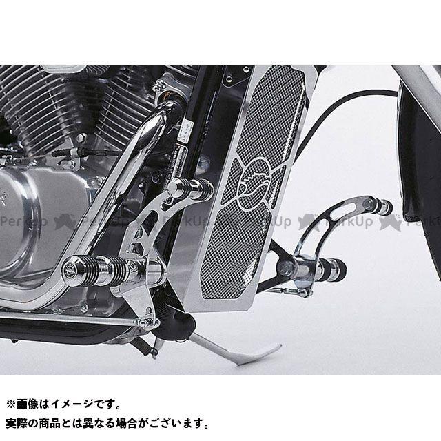 【無料雑誌付き】Falcon シャドウ フォワードコントロールキット ラウンドスタイルフォワードコントロールキット HONDA VT 600 C Shadow (1988-2000) | 65401019 ファルコン