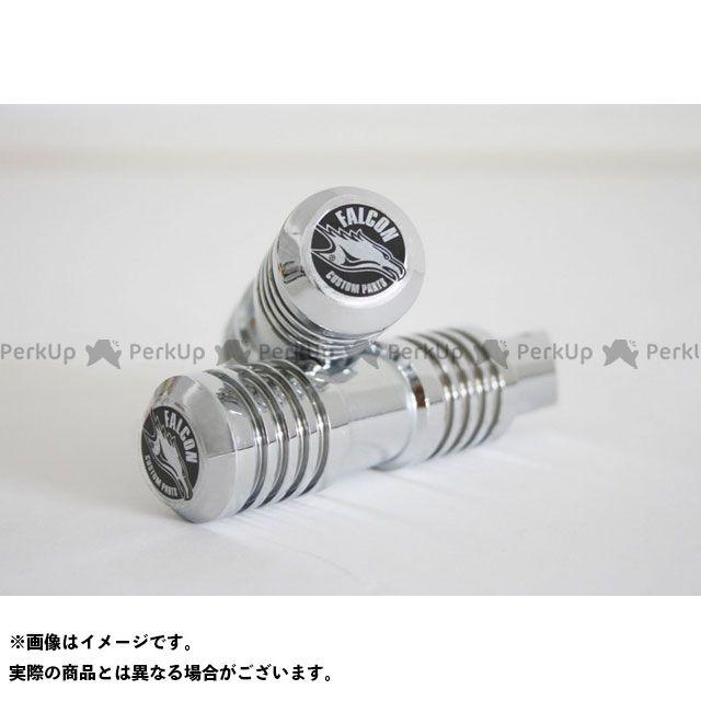【無料雑誌付き】Falcon イントルーダーLC1500 ステップ ラウンドスタイルパッセンジャーフットレスト SUZUKI VL 1500 Intruder LC (1998-2004) | 65401433 ファルコン