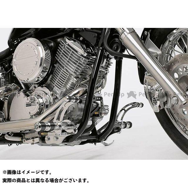 【無料雑誌付き】Falcon ドラッグスター650 ドラッグスタークラシック650 フォワードコントロールキット ラウンドスタイルフォワードコントロールキット | 65402003 ファルコン