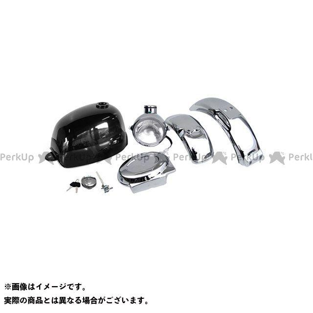 タナカショウカイ ゴリラ モンキー 外装セット ゴリラタイプ ブラックタンク&外装セット
