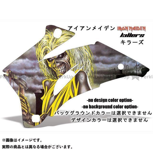 【無料雑誌付き】AMR Racing 990アドベンチャー ドレスアップ・カバー 専用グラフィック コンプリートキット デザイン:アイアンメーデンキラーズ デザインカラー:選択不可 バックグラウンドカラー:選択不可 エーエムアールレーシング