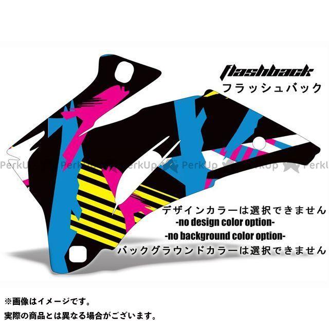 AMR Racing YZF-R1 ドレスアップ・カバー 専用グラフィック コンプリートキット デザイン:フラシューバック デザインカラー:選択不可 バックグラウンドカラー:選択不可 AMR