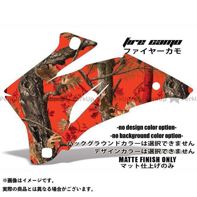 AMR Racing YZF-R1 ドレスアップ・カバー 専用グラフィック コンプリートキット デザイン:ファイヤーカモ デザインカラー:選択不可 バックグラウンドカラー:選択不可 AMR