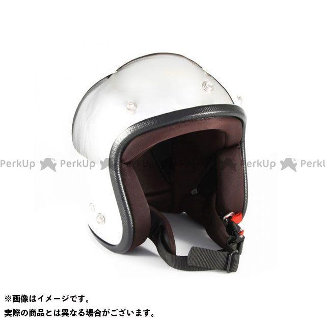 送料無料 72Jamjet 72ジャムジェット ジェットヘルメット JP MONO HELMET メッキ フリー/57-60cm未満