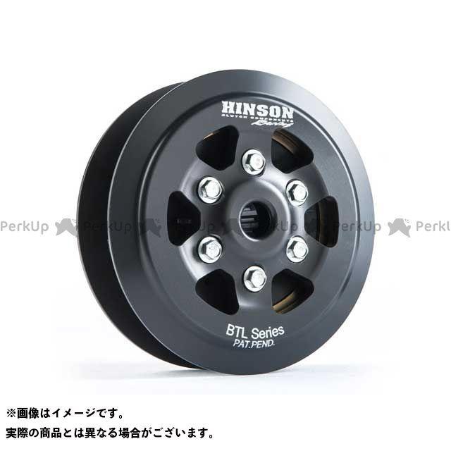 ヒンソン HINSON クラッチ 駆動系 HINSON CRF150R クラッチ BTLシリーズ(スリッパークラッチ)インナーハブ/プレッシャープレートキット  ヒンソン