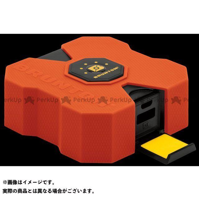 ブラントン ツーリングギア・その他ツーリング用品 REVOLT 9000-USB パワーバンク USB大容量バッテリー カラー:オレンジ BRUNTON