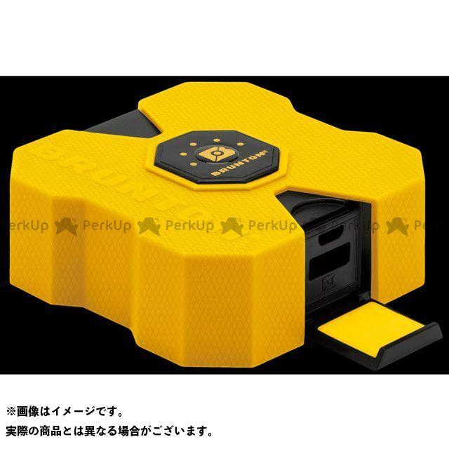 ブラントン ツーリングギア・その他ツーリング用品 REVOLT 9000-USB パワーバンク USB大容量バッテリー カラー:イエロー BRUNTON