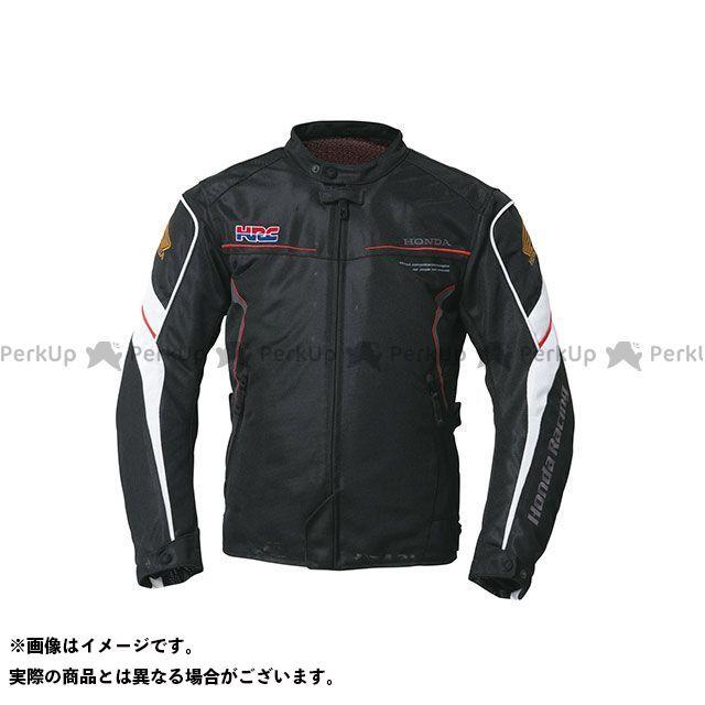 サイズ:LL 【エントリーで最大P19倍】Honda 2021春夏モデル ジャケット HRC ホンダ スピードデーモンデュアルジャケット(ブラック)