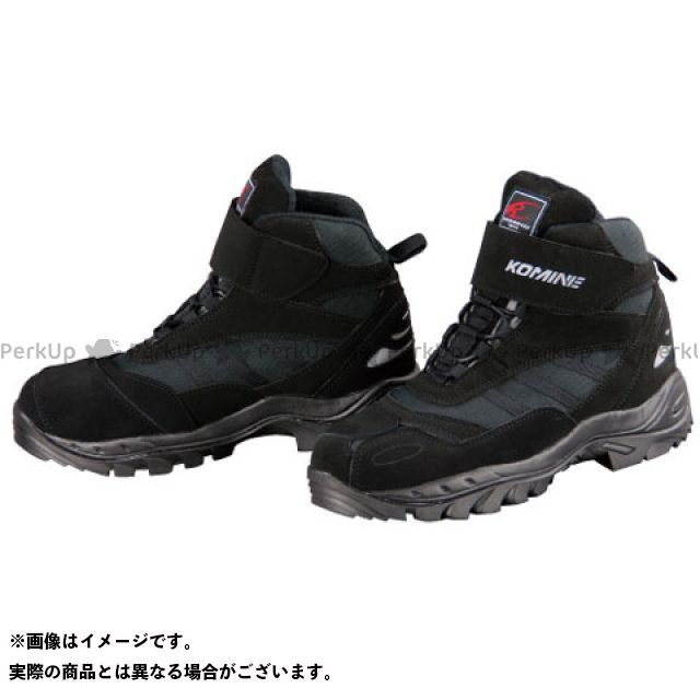 KOMINE ライディングシューズ BK-061 FTC ライディングシューズ(ブラック) サイズ:27.5cm コミネ