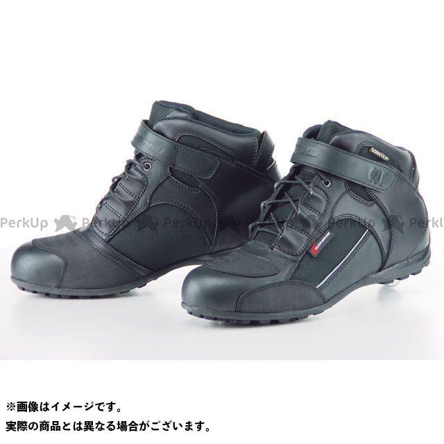送料無料 コミネ KOMINE ライディングシューズ BK-063 GORE-TEX ライディングシューズ エトナ(ブラック) 27.0cm