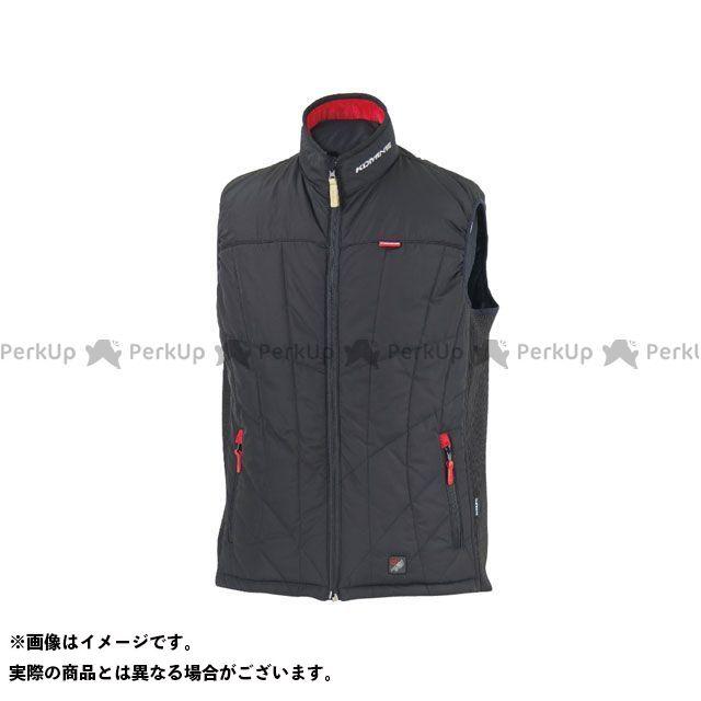 送料無料 コミネ KOMINE ジャケット JK-558 エレクトリックヒートベスト(ブラック) 3XL