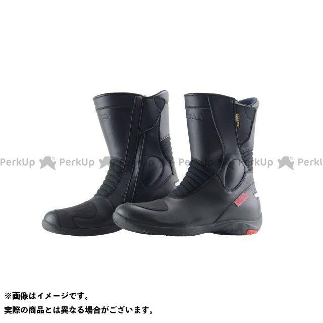 KOMINE ライディングブーツ BK-070 GORE-TEX(R)ショートブーツ-グランデ(ブラック) 26.0cm コミネ
