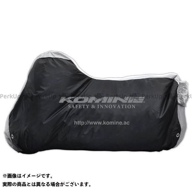 KOMINE 車種別専用カバー AK-100 スポーツバイクカバー(ブラック) サイズ:M コミネ