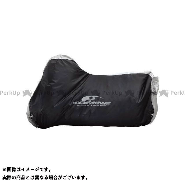 KOMINE 車種別専用カバー AK-100 スポーツバイクカバー(ブラック) サイズ:XL コミネ