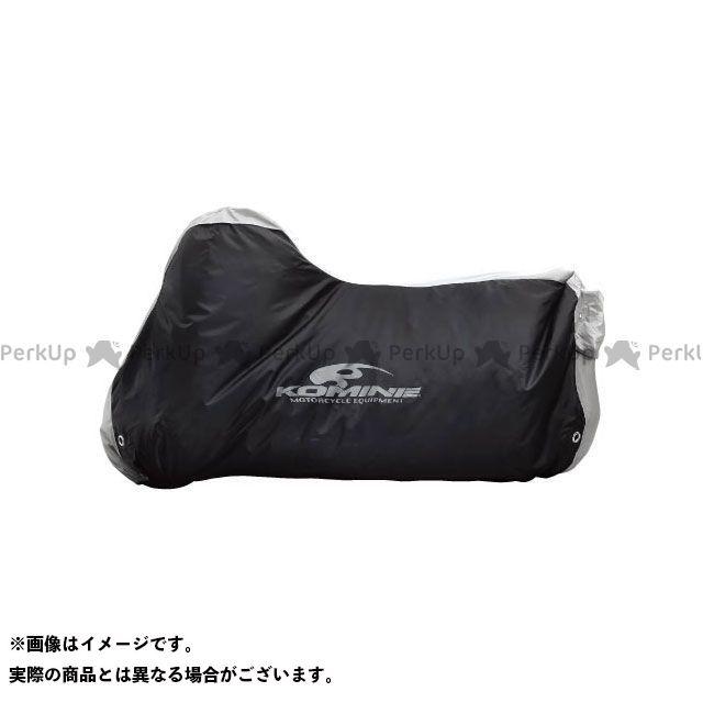 KOMINE 車種別専用カバー AK-100 スポーツバイクカバー(ブラック) サイズ:2XL コミネ
