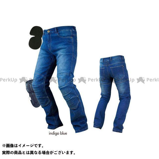 KOMINE パンツ PK-726 フルイヤーケブラーデニムジーンズ カラー:インディゴブルー サイズ:XL コミネ