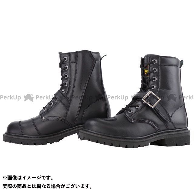 KOMINE ライディングブーツ SB-81 ミドルブーツ カラー:ブラック サイズ:28.0cm コミネ